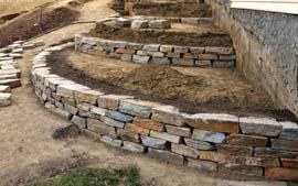 DeWitt MI Retaining Walls & Hardscapes