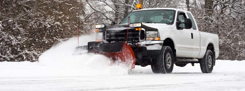 DeWitt MI Commercial Snow & Ice Removal